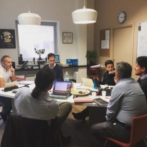 Creazione del Processo Personalizzato di Vendita ai Top del Funnel Marketing Michele Tampieri e Alessandro Bentivoglio