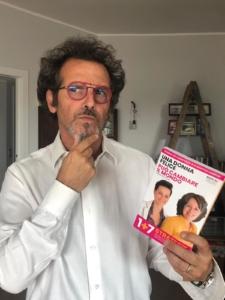 Germano Lanzoni e il libro Business For Lady